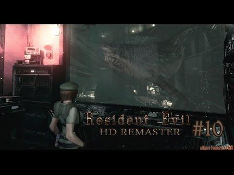 Lets Play - Resident Evil HD Remaster (Jill) Part #10 (Hai Alarm)