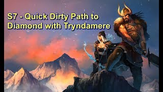 S7 Laning Tips - Quick Dirty Path to Diamond with Tryndamere  | League of Legends