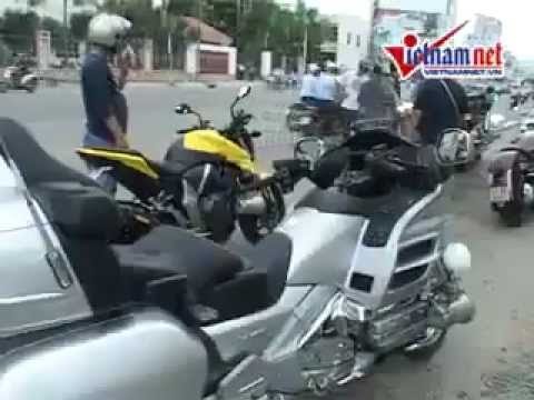 Những Dòng Motor Khủng Sài Gòn