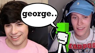 dream #george #jackmanifold from jack's most recent twitch stream with george, where they tried not to laugh from mediashares. jackmanifold's twitch: ...