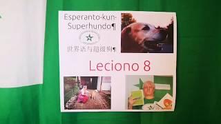 Lernu Esperanton kun Superhundo! – Leciono 8
