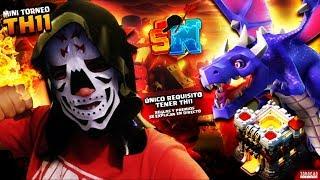 Mini Torneo Th11 | Clash of Clans