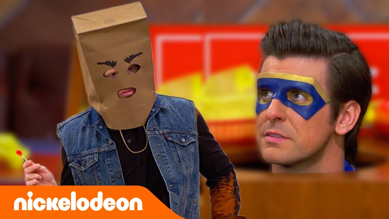 Niebezpieczny oddział   Niebezpieczny oddział osłabiony   Nickelodeon Polska