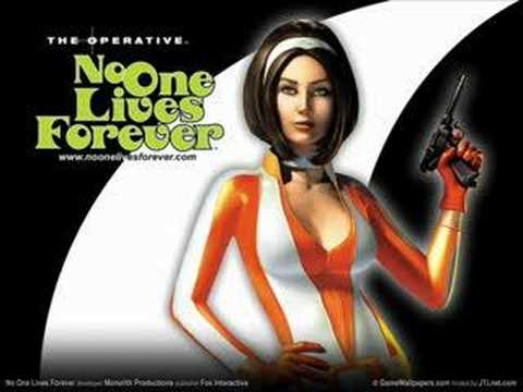 No One Lives Forever OST - Main Theme (All versions)