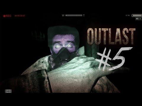 EN UZUN BAĞIRMAM! - Outlast Gameplay...