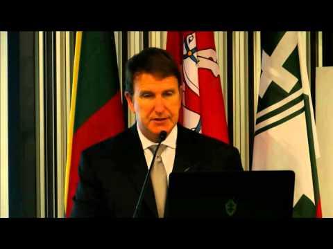 """Tarptautinė LŠS konferencija """"Saugumo situacija Baltijos regione, grėsmės ir atsakas"""" II dalis"""