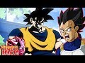 Vegeta Reacts To Goku vs. All Might RAP BATTLE!!