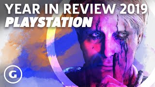 Playstation Year In Review 2019