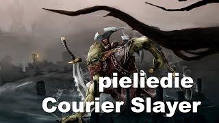 pieliedie - The Courier Hunter