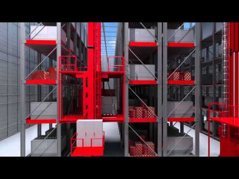 ACUNIS – Turnkey Solutions For Air-cargo Terminals