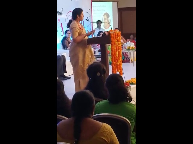 Purandareswari garu about Kshatriyas at Women's day celebrations by KSS