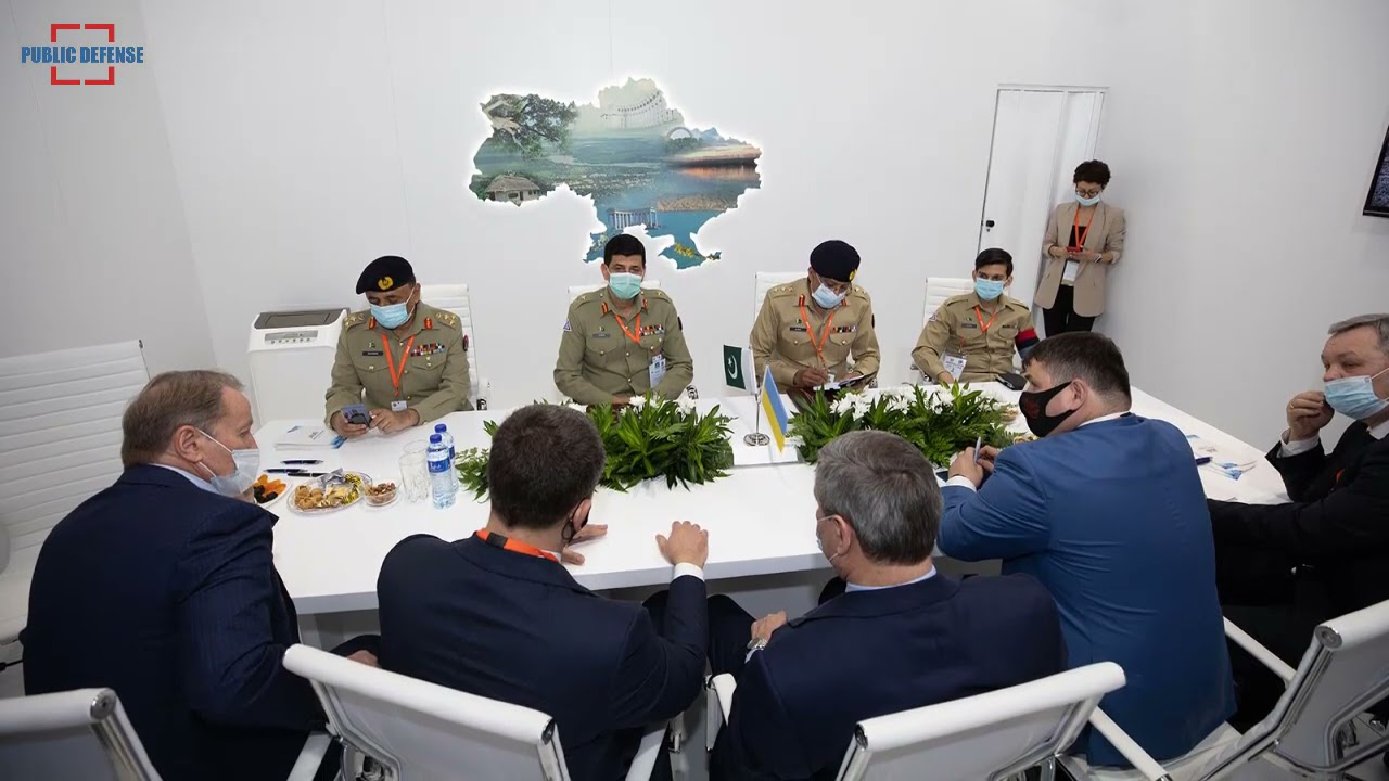 Ukraine & Pakistan Will Joint Ventures & Technology Transfer Like Tanks, Guided Missiles & Drones