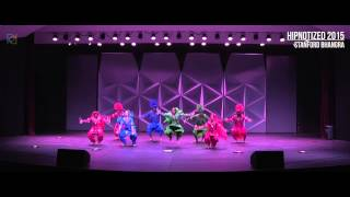 Stanford Bhangra | Hipnotized 2015 [OFFICIAL]