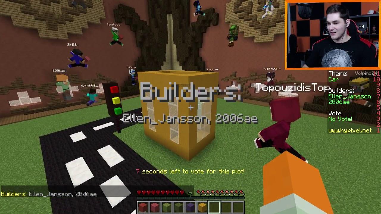 """Minecraft: Master Builders #49 – """"Budowanie we dwoje?!"""" w/ Akiri"""