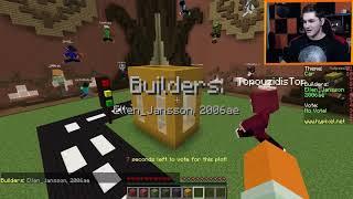 """Minecraft: Master Builders #49 - """"Budowanie we dwoje?!"""" w/ Akiri"""