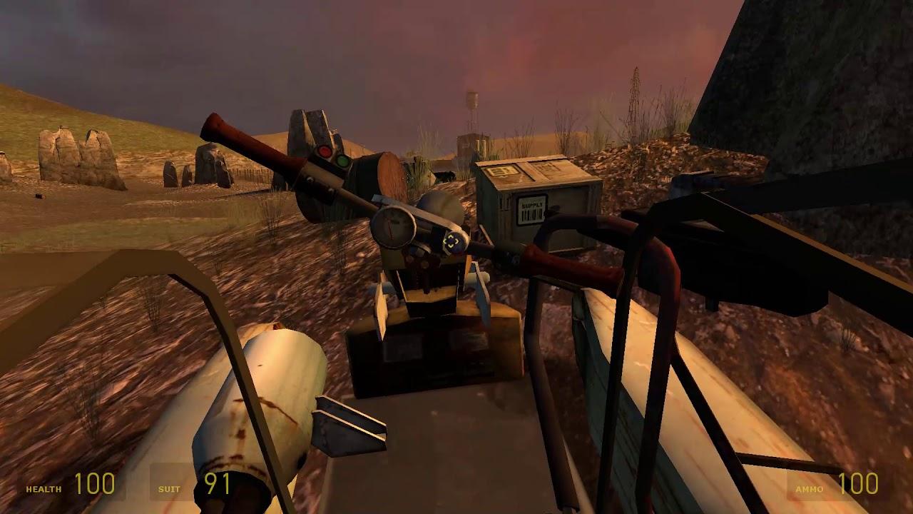Half Life 2 Episode 1 Fakefactory Cinematic MoD Part 5