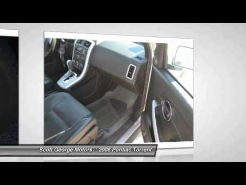 2008 Pontiac Torrent Wolfforth TX P04068