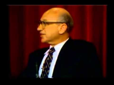 Milton Friedman on Medical Care (Full Lecture)