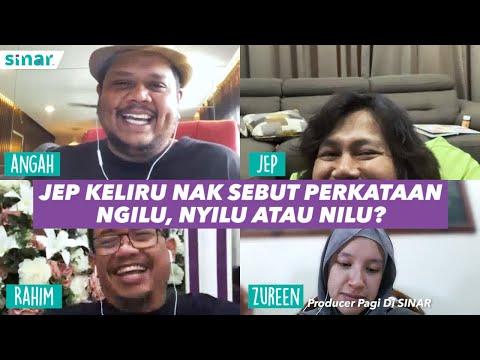 Download Pagi Di SINAR - Jep Keliru Nak Sebut Perkataan