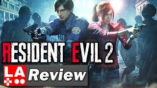 Resident Evil 2 Remake Review | PS4, Xbox One, PC
