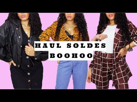 HAUL SPÉCIAL SOLDES feat BOOHOO⎜EN BOOOMBEEE 😍