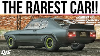 Forza Horizon 4 - The Rarest Car In The Game!!!
