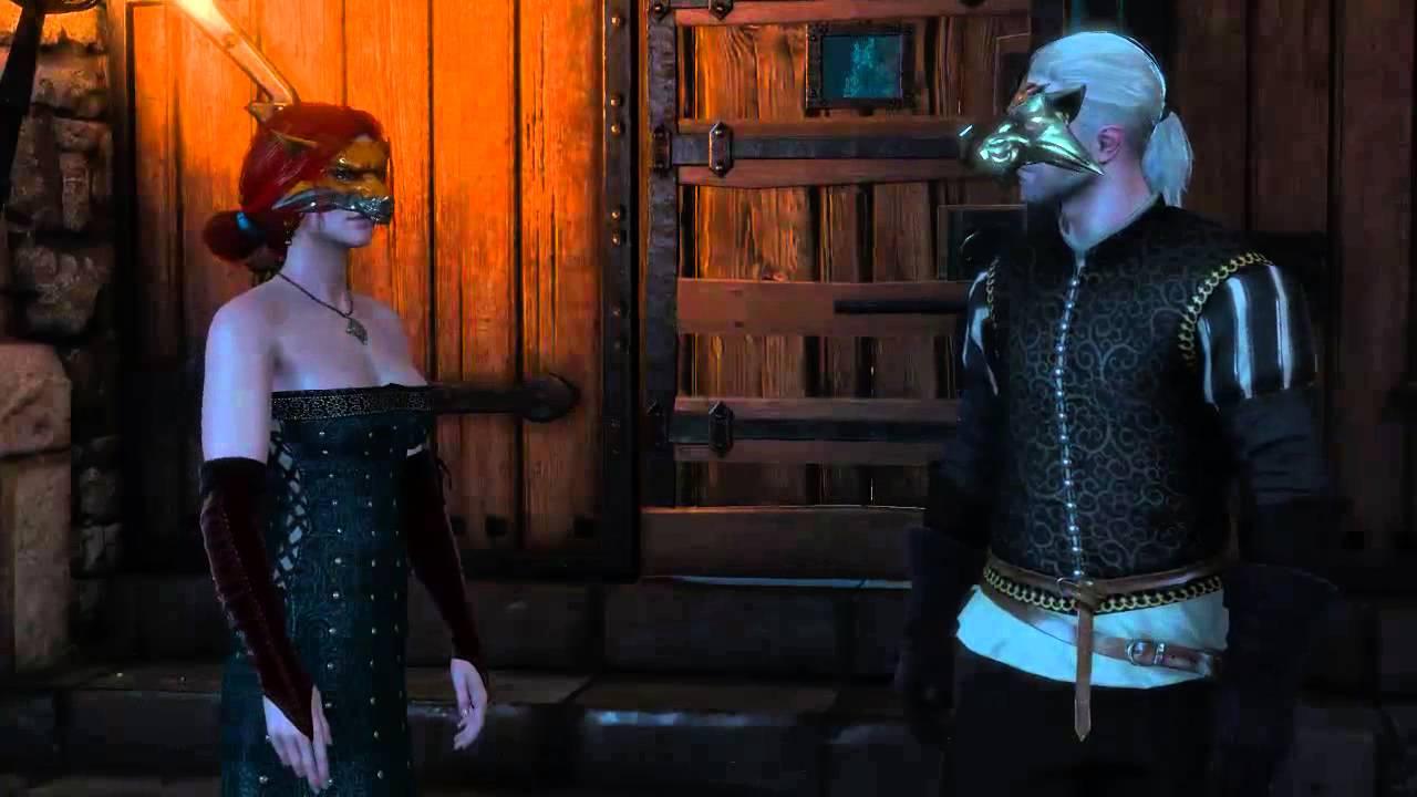 The witcher triss merigold compilation sfm