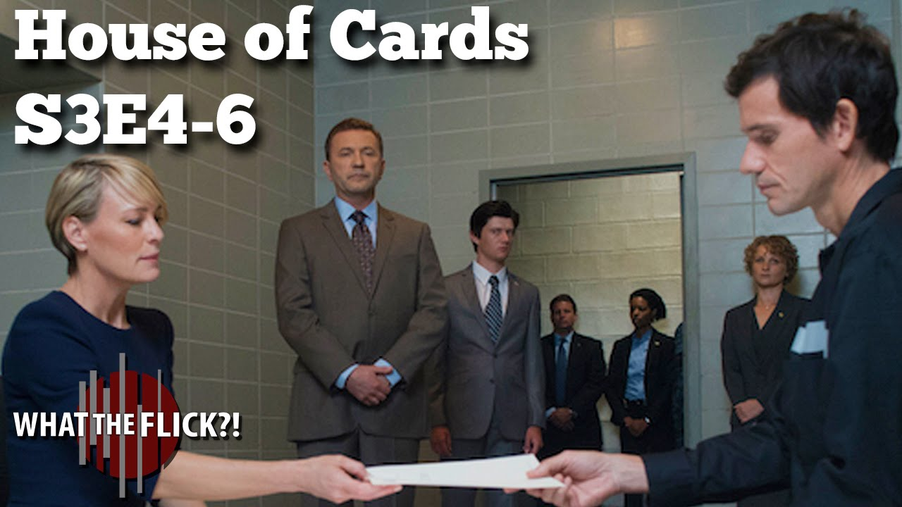 Download House of Cards Season 3, Episodes 4-6 Review