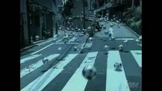 World Soccer Winning Eleven 9 Sony PSP Gameplay - Japanese