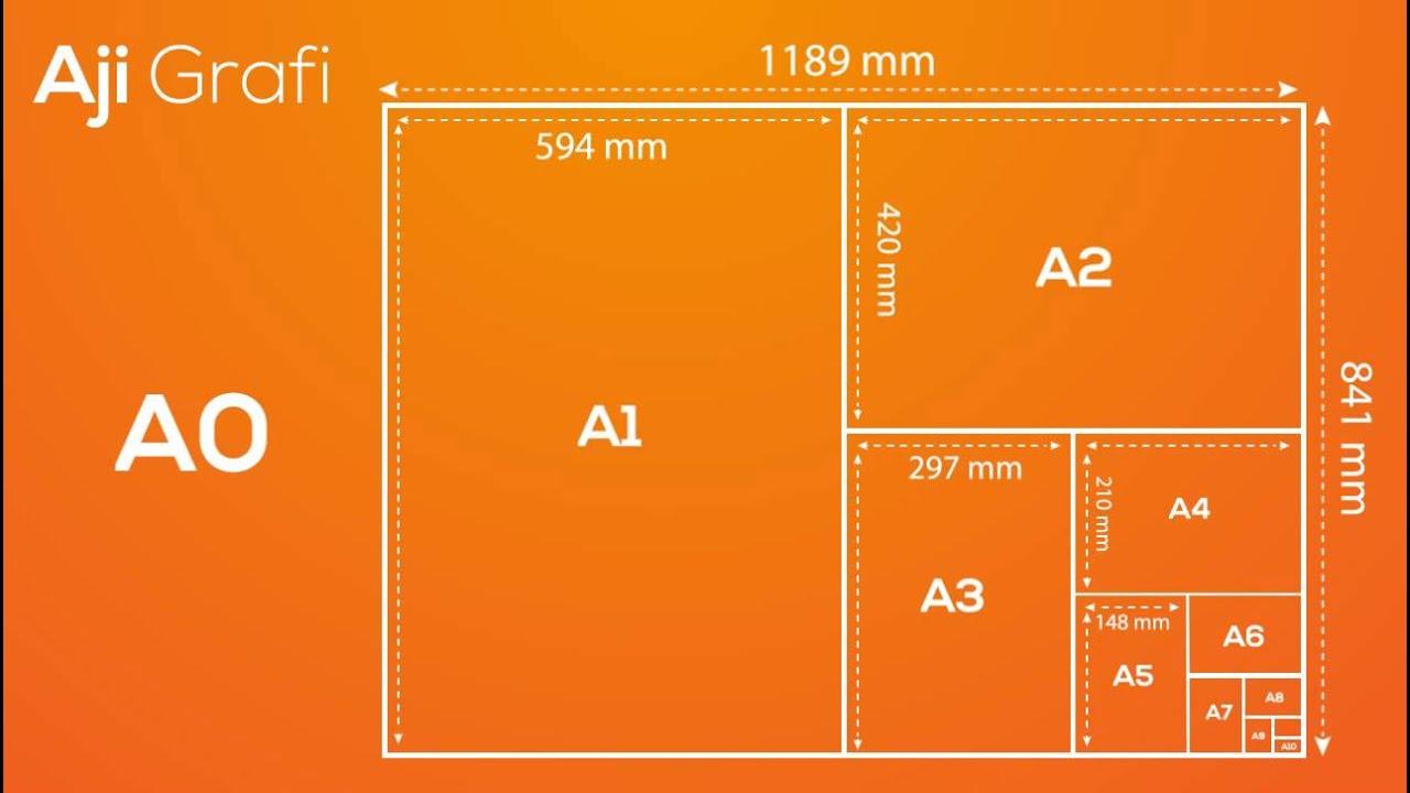 also international standard paper sizes graphic design youtube rh