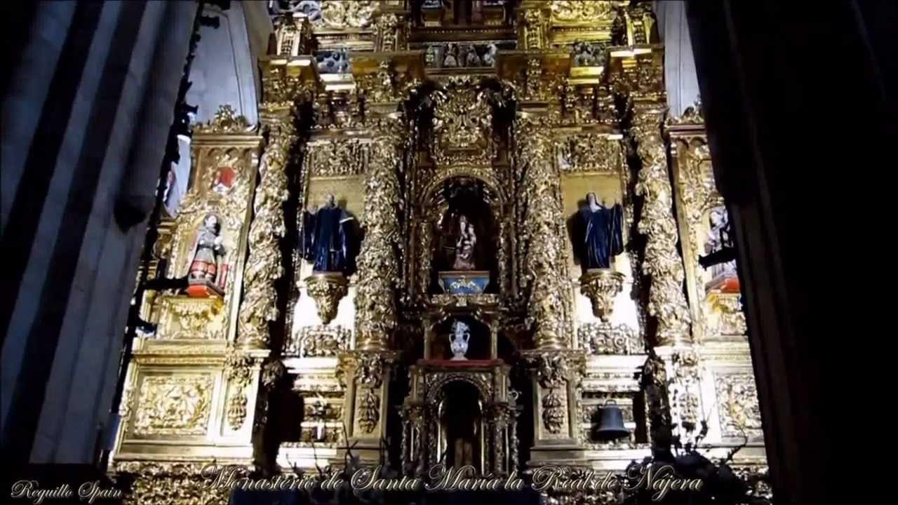 Monasterio De Santa Mar 237 A La Real De N 225 Jera Interior
