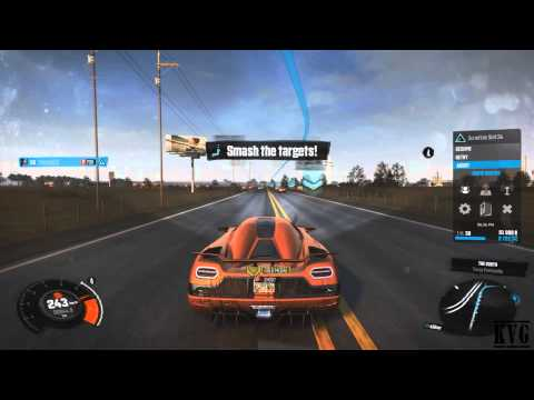 The Crew - Las Vegas to Miami Free Roam Gameplay (PC HD) [1080p]