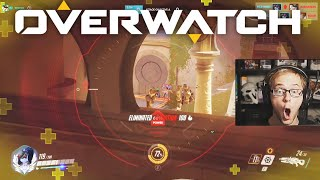 Overwatch MOST VIEWED Twitch Clips of The Week! #89