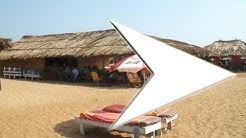 Bobby's Shack in Candolim, Goa, India.