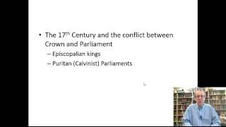 Constitutional History Lecture 1: German and British Antecedents