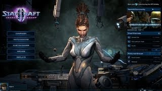 Starcraft II: Heart of the Swarm - Campaign Trailer