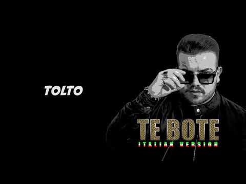 Matteo Bellu - Te Bote (Italian Version REMIX) Ft. Horus, Shanda, Cool Caddish, Gjulio (Lyric Video)