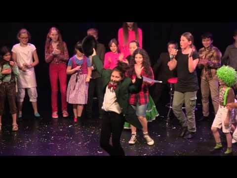 Musicalschule Stageperform - 18.Juli - GOP Hannover
