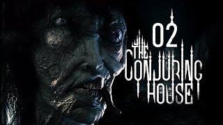 The Conjuring House (PL) #2 - Straszydła atakują (Gameplay PL / Zagrajmy w)