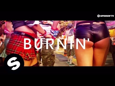 Calvin Harris & R3hab - Burnin' (Official Music Video)
