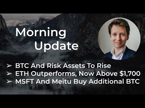 Daily Update – Macro + Crypto Markets – Mar 8th, 2021
