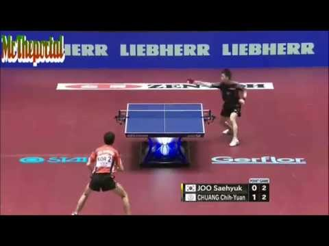 Table Tennis - Best Of WTTTC Tokyo 2014 - Part 4/4
