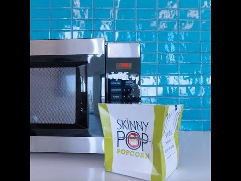 skinnypop introducing microwave skinnypop