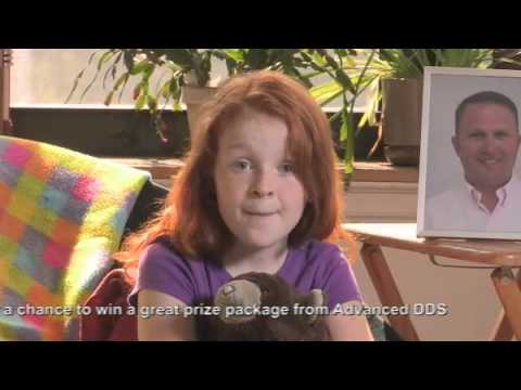 Advanced DDS Garden City, Long Island Dentist Commercial with Young Girl