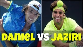 Taro Daniel vs Malek Jaziri | FINAL Istanbul 2018 Highlights