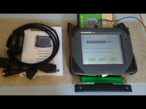Riparazione Examiner Smart Micropod II  Witech