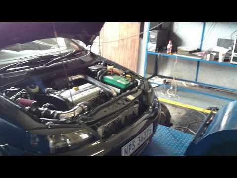 Astra coupe power run