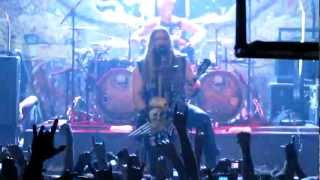 Black Label Society - Intro + GodSpeed Hellbound - @Bar Opinião/Porto Alegre 2012
