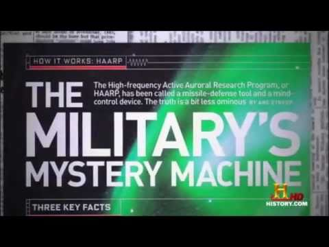 The New `WMD......weather weapons-History channel 2 of 3