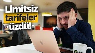 Türk Telekom kotasız inernet tarifelerini açıkladı!